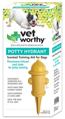 VET WORTHY PET POTTY HYDRANT