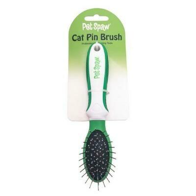 PET SPAW CAT PIN BRUSH.