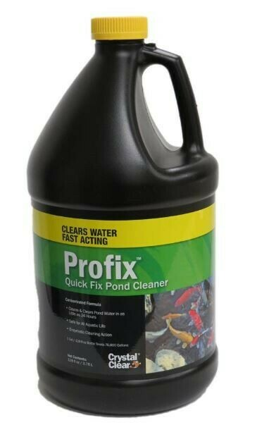 PROFIX (FORMERLY D-SOLV9)QUICK FIX POND CLEANER  3.78L