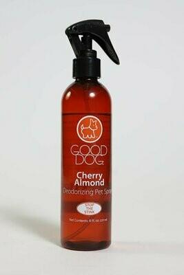 GOOD DOG SPRITZ CHERRY ALMOND 8OZ
