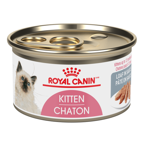 ROYAL CANIN LOAF KITTEN 85G.