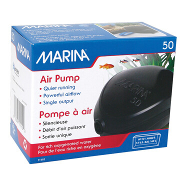 MARINA 50 AIR PUMP.