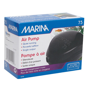 MARINA 75 AIR PUMP.