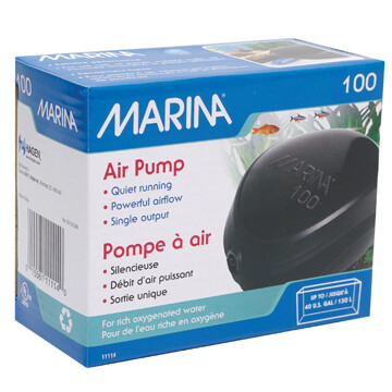 MARINA 100 AIR PUMP.