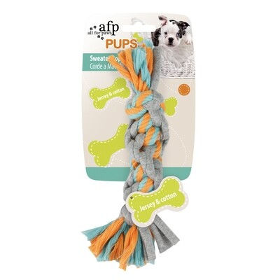 AFP PUPS SWEATER ROPE.
