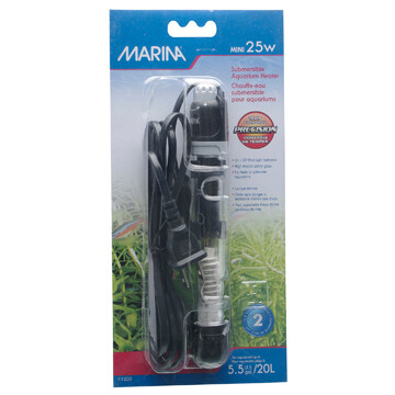 MARINA SUBMERSIBLE HEATER 25W