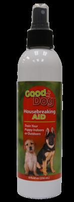 GOOD DOG HOUSEBREAKING AID 236ML.