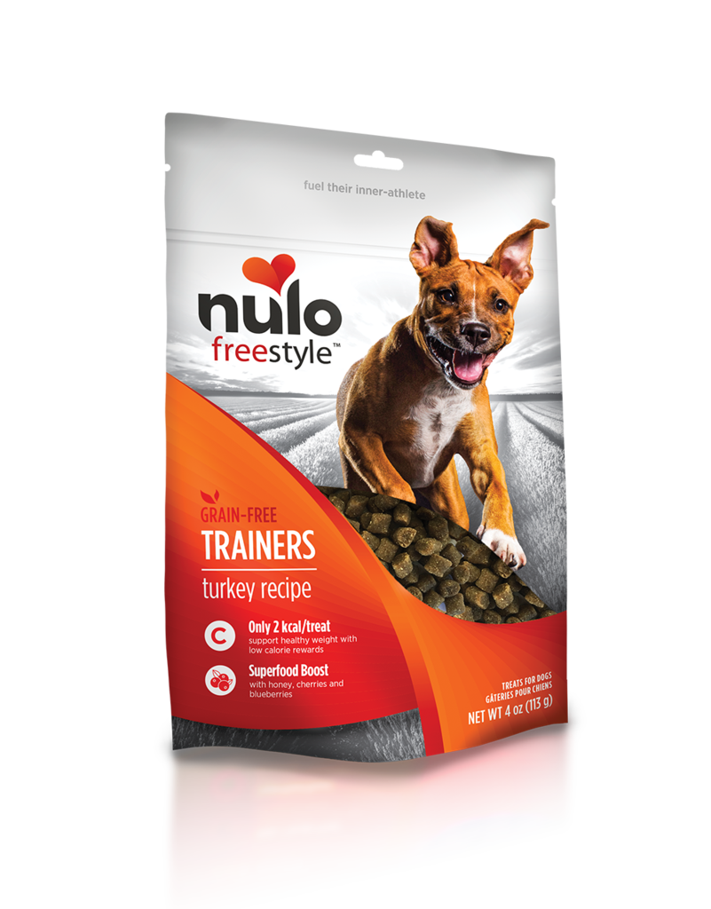 NULO TRAINING TREAT TURKEY-  4OZ.