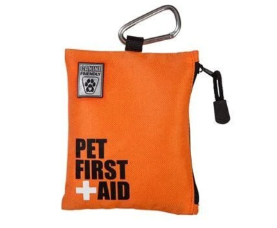 POCKET PET FIRST AID KIT.