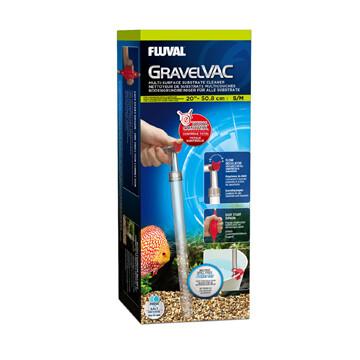 FLUVAL GRAVEL VAC SM/MED.