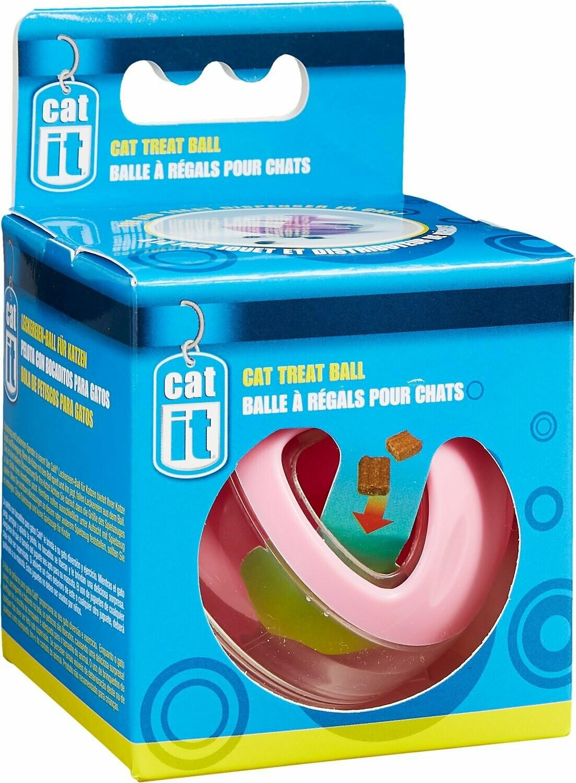 CATIT TREAT BALL - PINK.