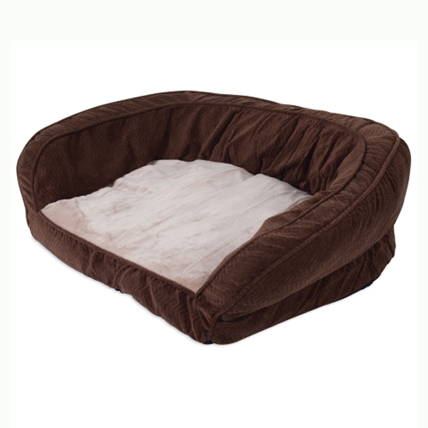 GUSSET GUSSET DAYDREAMER COUCH 35X27X11 - BROWN.