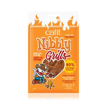 CATIT NIBBLY CHICKEN & LOBSTER GRILLS 30G.