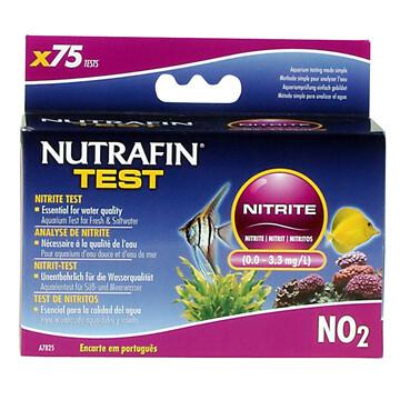 NUTRAFIN NITRITE 75 TEST KIT.