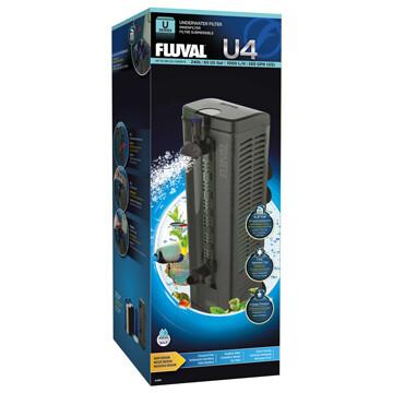 FLUVAL U4 UNDERWATER FILTER 65G.