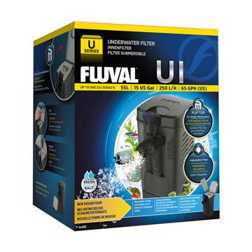 FLUVAL U1 UNDERWATER FILTER 15G.