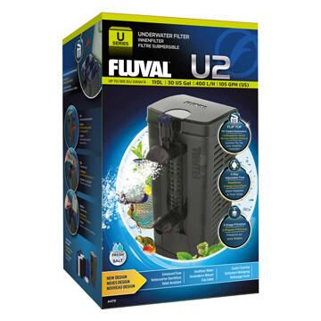FLUVAL U2 UNDERWATER FILTER 30G