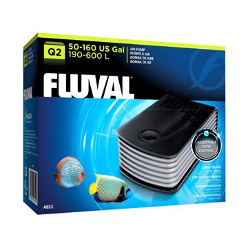 FLUVAL Q2 AIR PUMP.