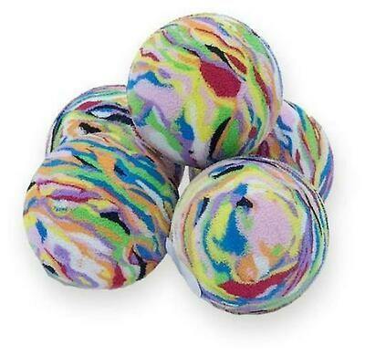 PAWISE MARBLE FOAM BALL.