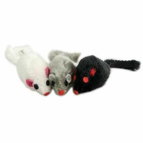 PAWISE PLUSH MICE.
