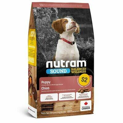 NUTRAM DOG S2 PUPPY 2KG.