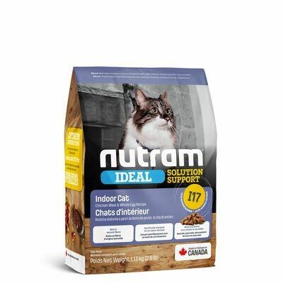 NUTRAM CAT I17 INDOOR 1.13KG.