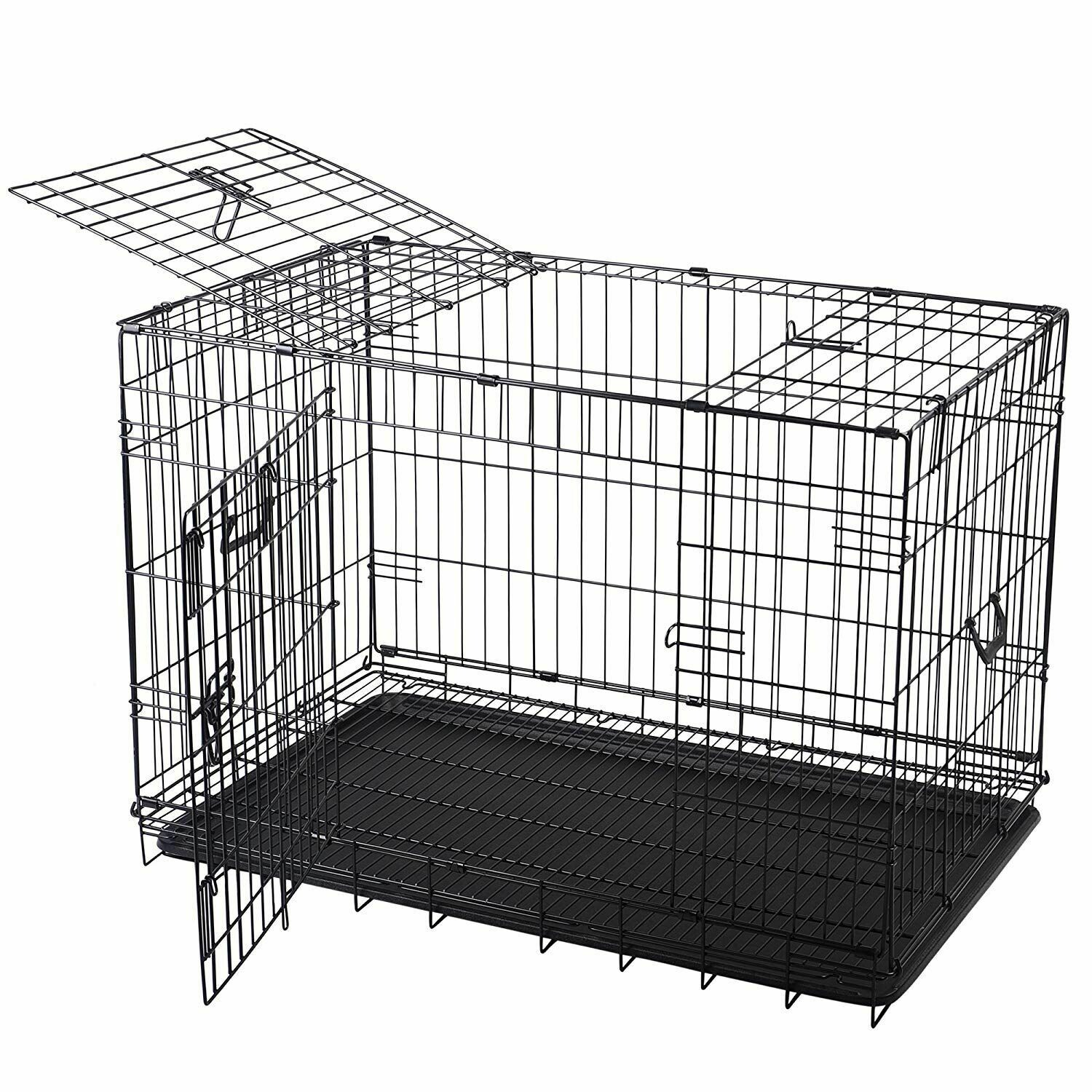 GOOD DOG WIRE CRATE (ASSORTED SIZES)