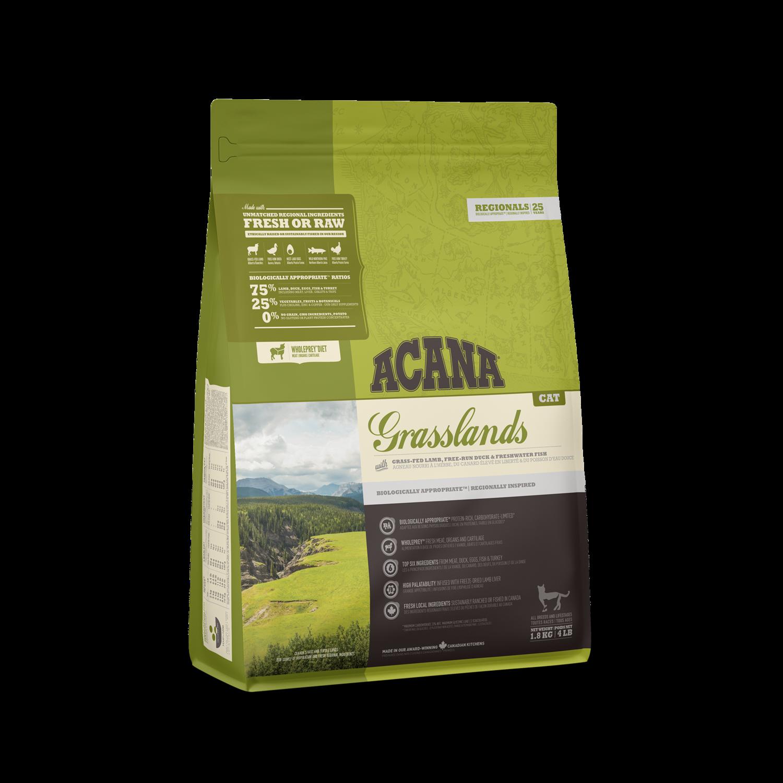 ACANA REGIONALS CAT GRASSLANDS 1.8KG.
