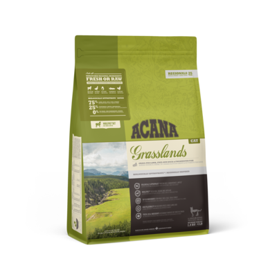 ACANA REGIONALS CAT GRASSLANDS 1.8KG.