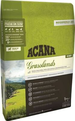 ACANA REGIONALS CAT GRASSLANDS 4.5KG