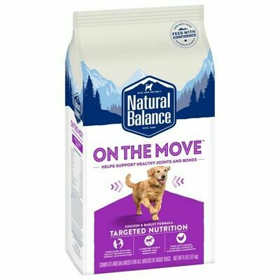 NATURAL BALANCE ON THE MOVE CHICKEN 1.81KG