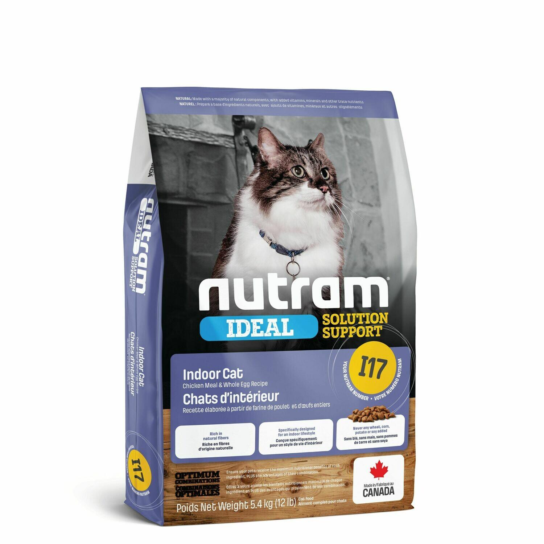 NUT IDEAL I17 INDOOR CAT 5.4KG