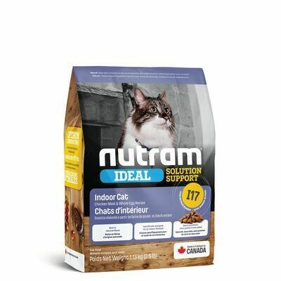 NUTRAM CAT I12 WEIGHT CONTROL 1.13KG.