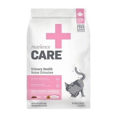 NUTRIENCE CARE URINARY HEALTH F/CATS 2.27KG