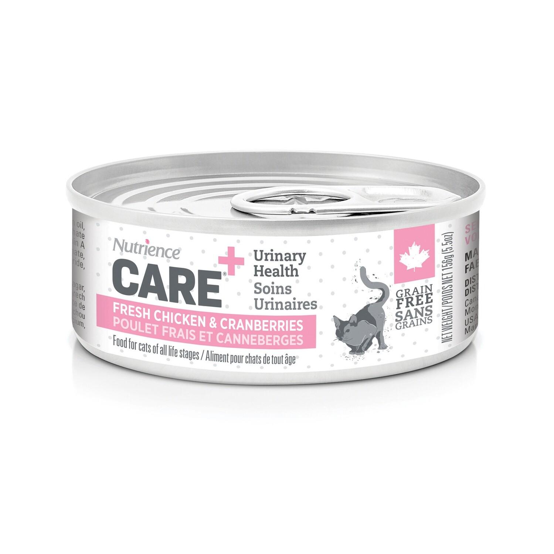 NUTRIENCE CARE URINARY HEALTH F/CATS 156G