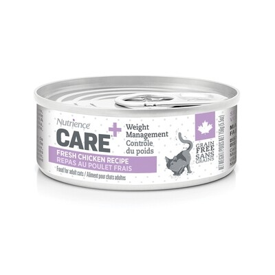 NUTRIENCE CARE  WEIGHT MANAGEMENT PATE F/CATS 156G