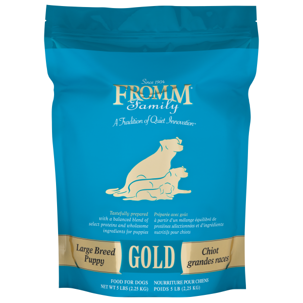 FROMM DOG GOLD LGE BREED PUPPY 2.3KG