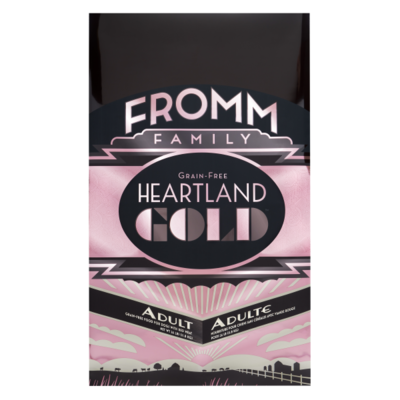 FROMM DOG HEARTLAND GOLD GF ADULT 11.8KG