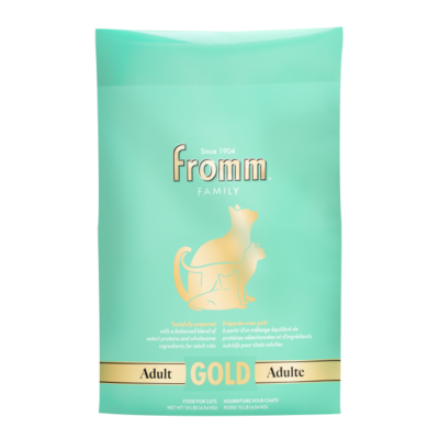 FROMM CAT GOLD ADULT 4.54KG