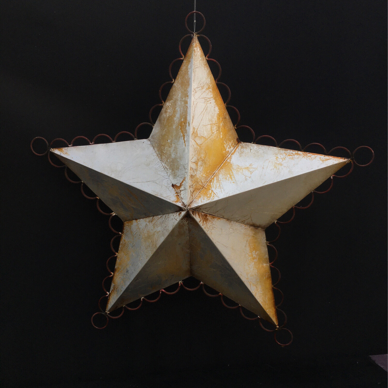 Large Rustic Star