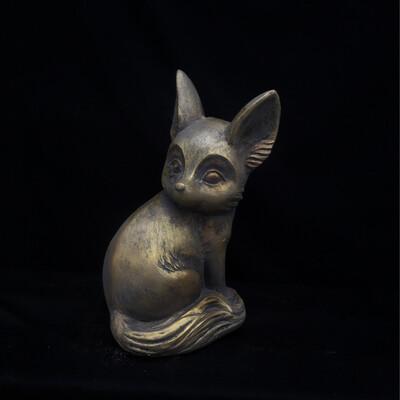 Gold Garden Fox