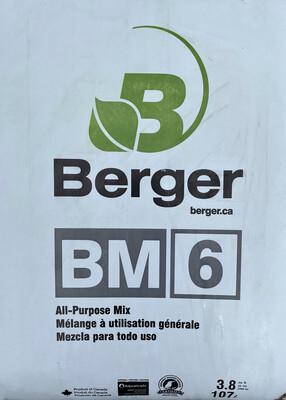 Berger BM6 Potting Soil