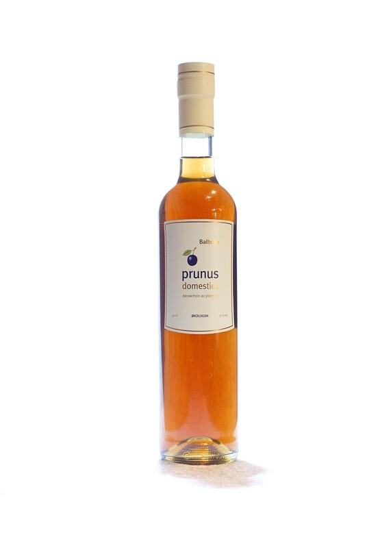Prunus Domestica plomme dessertvin 16 Vol % 50 cl