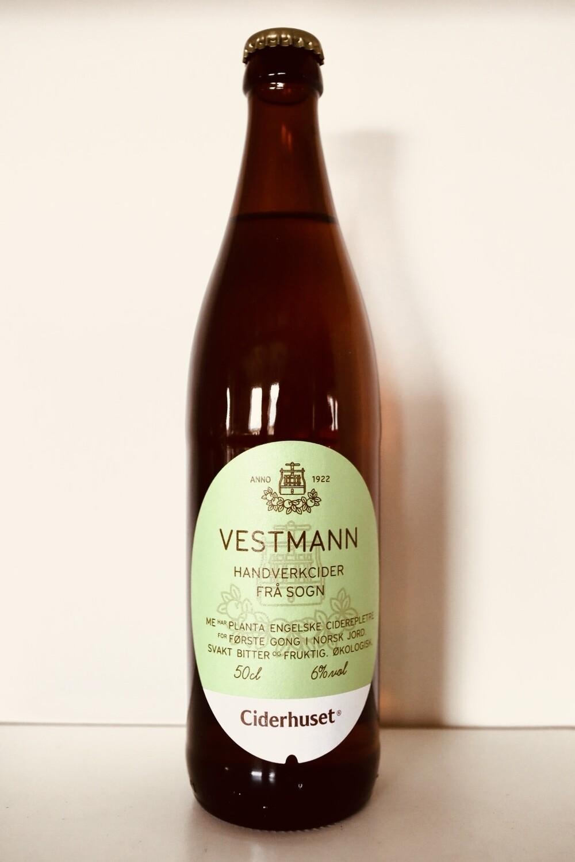 Vestmannn økologisk cider