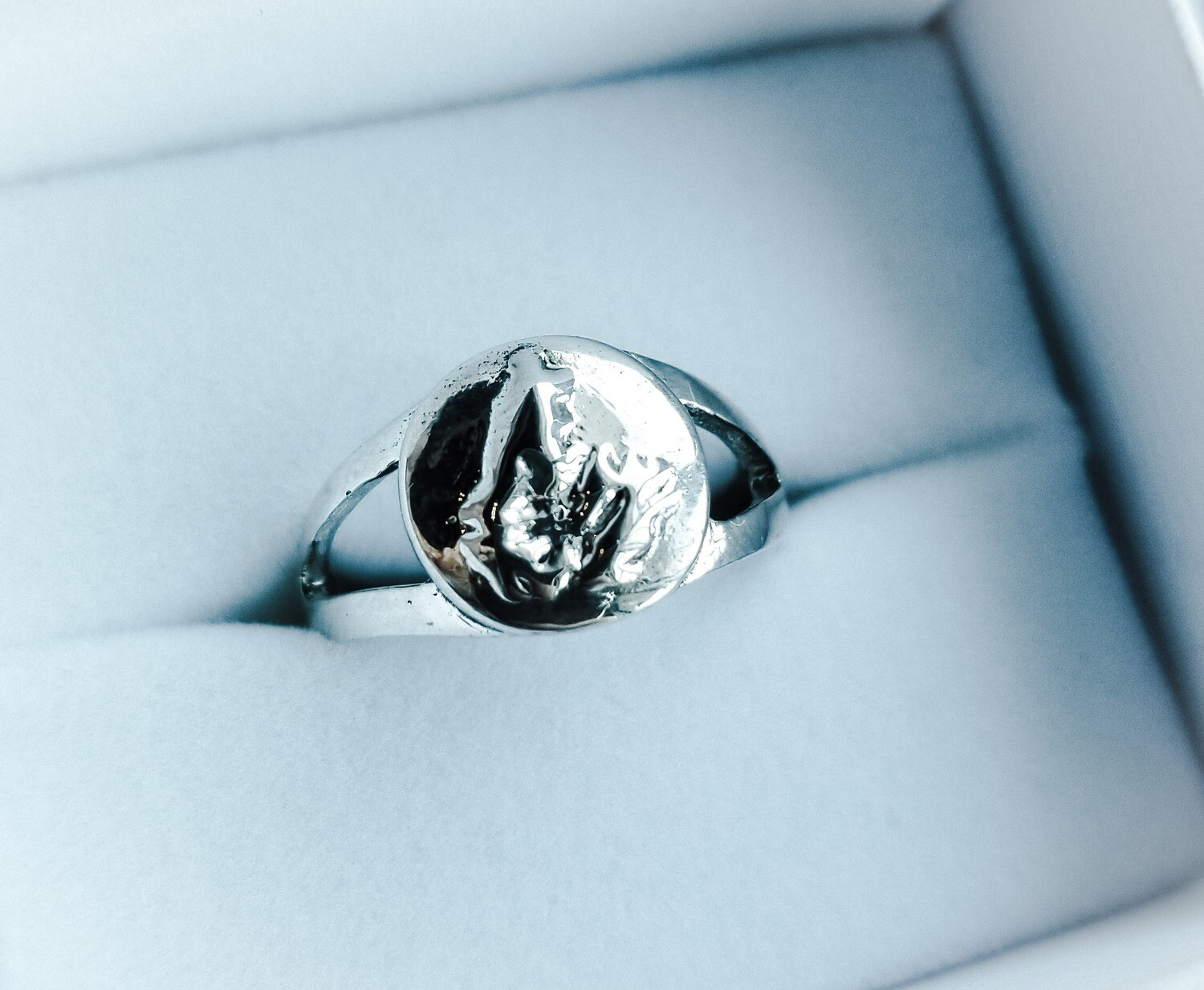 Home of Our Heart Ring