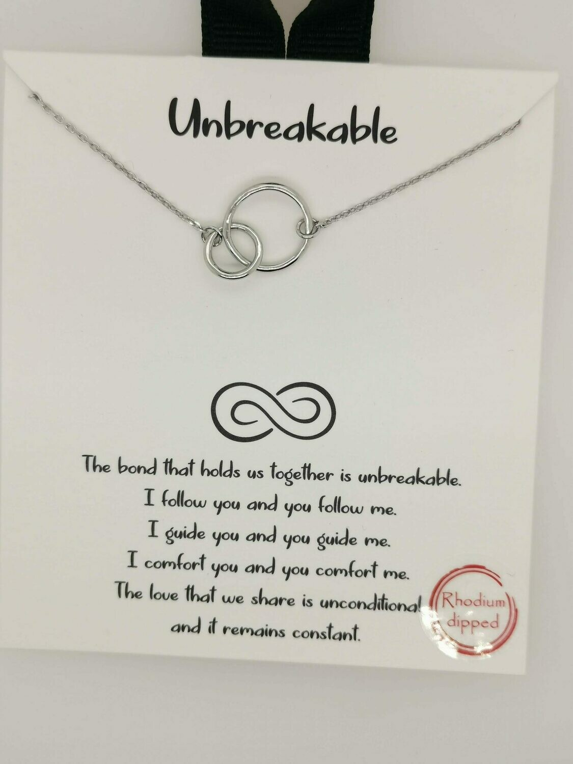 Sentiments-Unbreakable Necklace