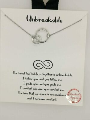 Sentiments-Unbreakable Necklace