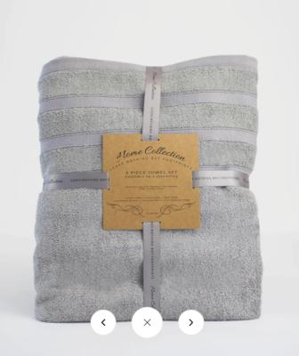 Bamboo Spoil Me Towel Set