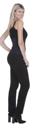 Svelte Slim Cut Pant Black