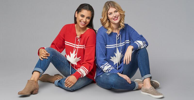 350-117-60120 Canada Hockey Sweater